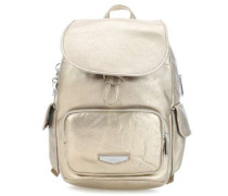 Premium City Pack S Rucksack gold