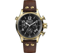 Discovery The Armstrong Chronograph gold
