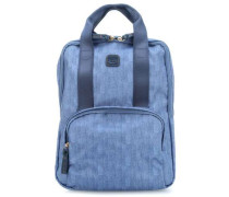 X-Travel Laptop-Rucksack 15″ jeans