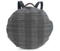 Herringbone Weave Moselle Rucksack 13″ stein