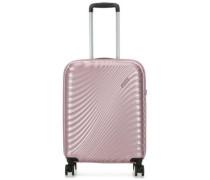 Jetglam 4-Rollen Trolley metallic pink