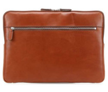 Cambridge Tablet-Hülle 13″ cognac