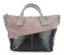 LeisA1 Handtasche schwarz/grau
