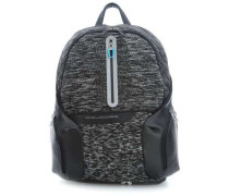 Bagmotic Laptop-Rucksack 14″ schwarz