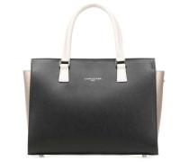 Intemporel Handtasche schwarz/weiß