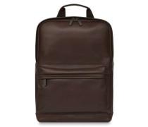 Barbican Brackley Laptop-Rucksack 15.6″ braun