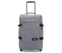 Core Strapverz Rollenreisetasche grau 51 cm