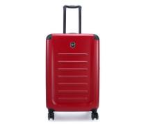 Spectra 2.0 4-Rollen Trolley rot 68 cm