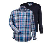 Set Pullover & Hemd