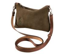Handtasche mit Hirschstick