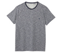 T-Shirt Textured Striped