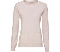 Cashmere-Pullover mit Taschen