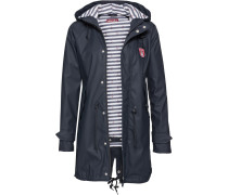 Parka Travel Friese Striped