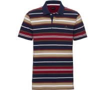 Piqué-Poloshirt Multi Stripe