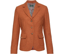 Jacke aus Lambswool-Tweed
