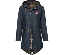 Regenparka Travel Friese Pineapple