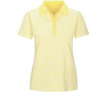 Piqué-Poloshirt mit Streifen