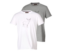 T-Shirt, Doppelpack