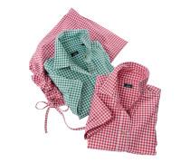 Doppelpack Vichykaro-Blusen