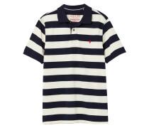 Blockstreifen-Poloshirt Filbert