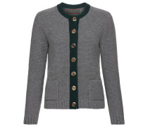 Linksstrickjacke