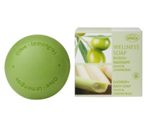 Wellness Soap - Olive - Lemongras 200g