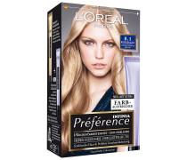 Nr. 8.1 - Kopenhagen - Helles Kühles Blond Haarfarbe