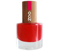 650 - Carmin Red Nagellack 8ml