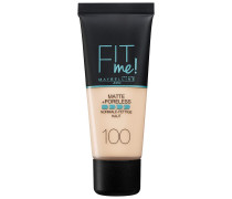 Nr. 100 - Warm Ivory Foundation 30ml