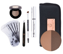 Nr.04 Dark Brown Make-up Set