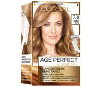 Nr. 7.31 - Dunkles Caramelblond Haarfarbe
