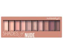 Shades Of Nude Lidschattenpalette 0.8 g