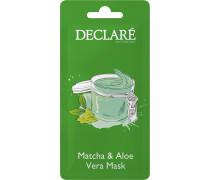 Matcha & Aloe Vera Mask