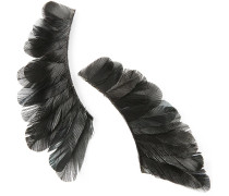Wimpern Feather