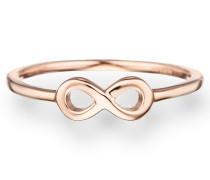 Ring Sterling Silber rosévergoldet