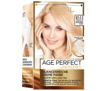Nr. 10.13 - Sehr helles strahlendes Blond Haarfarbe