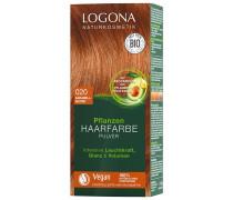 Pulver 020 Karamellblond Haarfarbe 100g