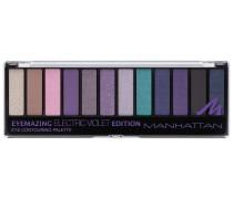 Nr. 8 - Electric Violet Edition Lidschattenpalette 14g