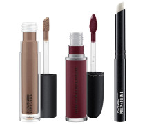 Plum Lips Make-up Set