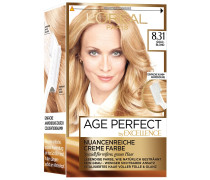 Nr. 8.31 - Goldblond Haarfarbe