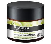 Arganöl & Amaranth - Nachtpflege 50ml