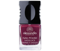 Midnight Red Nagellack 5ml