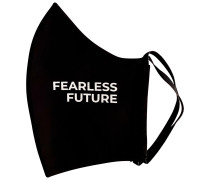 Black Fearless Future Mundschutz & Maske