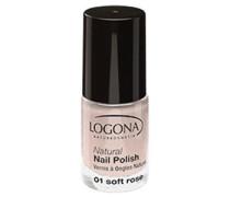 No. 01 Soft Rose Nagellack 4ml