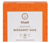 Shanti Soap - Bergamot Sage 100g