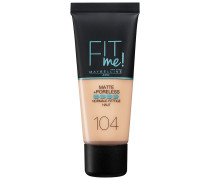 Nr. 104 - Soft Ivory Foundation 30ml