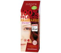 Mahagonirot Haarfarbe 100g