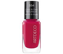 Nr. 554 - Beautiful Raspberry Nagellack 10ml