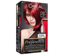 Nr. P67 - Intensiv Rot Haarfarbe