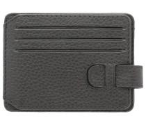 Solid Kreditkartenetui Leder 10 cm